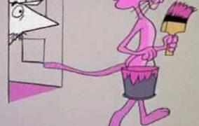 Розовый пройдоха