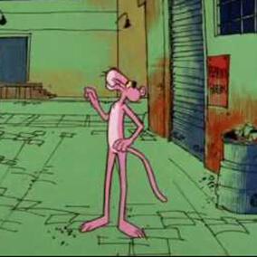 Сезон 1 серия 20 Розовая пантера