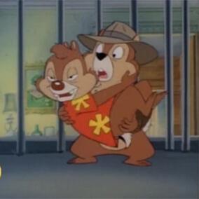 Сезон 1 серия 37 Чип и Дейл спешат на помощь