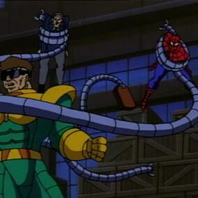 Сезон 1 серия 5 Человек-паук
