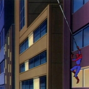Сезон 1 серия 9 Человек-паук
