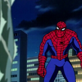 Сезон 2 серия 3 Человек-паук