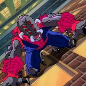 Сезон 2 серия 8 Человек-паук
