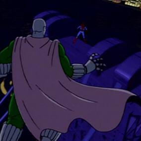 Сезон 4 серия 11 Человек-паук