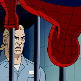 Сезон 4 серия 9 Человек-паук