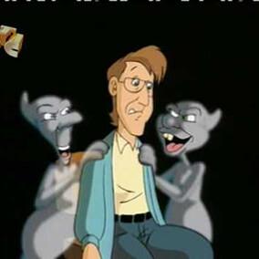 Сезон 1 серия 1 Каспер, который живет под крышей